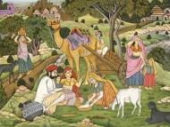 Vedic Art: Indian Miniature Painting, Part 3
