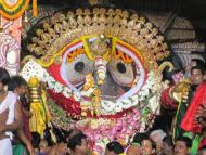 The Mirror of Lord Jagannath