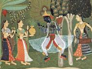 Vedic Art: Indian Miniature Painting, Part 10