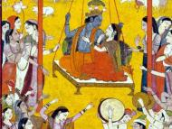 Vedic Art: Indian Miniature Painting, Part 11