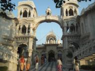 Going to Mayapur or Vrndavana?