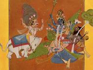 Vedic Art: Indian Miniature Painting, Part 26