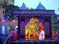 Chandan Yatra in Mayapur
