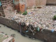 Vrindavan is one of the most filthy places