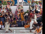 Snana Yatra Performed Under 'Third Eye'