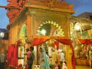 Hanuman Mandir in Karachi, Pakistan