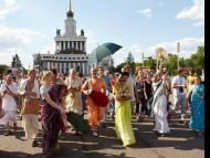 Massive Burglary at ISKCON Moscow Temple