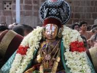 Lord Shiva meets Thirumazhisai-alwar