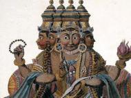 Worship of Lord Brahma, Part 7