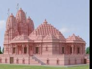 ISKCON Temple of Gujarat in Kathwada