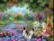 A Picture of Vrndavana - Everything is There