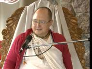 Regarding Bhakti Visrambha Madhava Swami
