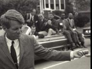 Robert Kennedy heard the holy names