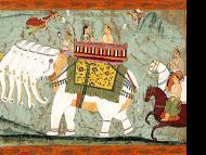 Sri Airavata: Lord Indra's Divine Vahana