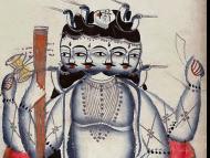 Worship of Lord Brahma, Part 99