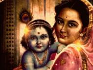 Pure love binds Krishna, and nothing else