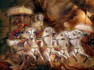 Looking into the Structure of Bhagavad-gita