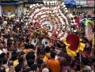 Millions Take Part in Puri Rath Yatra