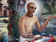 The Appearance of Srila Jiva Goswami