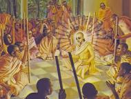 Mahaprabhu's Victory