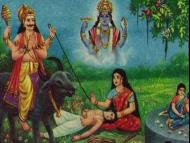 THE SAVITRI AND SATYAVAT MYTH