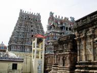 Sri Saranatha Perumal Temple Brahmotsavam at Thirucherai