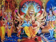 Sri Nrsimha Worship in Puri, Part Two