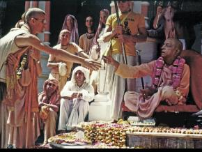 Museum of The Hare Krishna Movement?