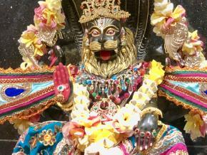 Sri Nrsimha Worship in Puri, Part Three