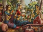 Radha with gopis.jpg