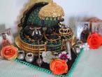 Sridhar Swami, Narasimha, Varaha, Kurma, Sudarsana , Dvaraka.jpg